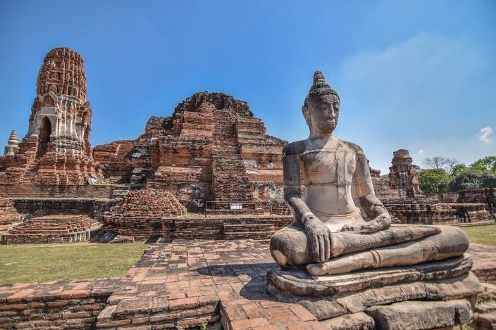 เที่ยวอยุธยา ชมเมืองเก่า ซึมซับประวัติศาสตร์ของประเทศไทย